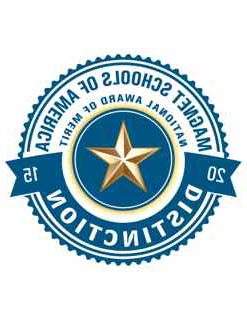 Magnet School of America Distinction seal